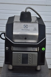 2017 ELECTROLUX HSPP1BRT SINGLE COMMERCIAL PANINI PRESS WITH RIBBED PLATE