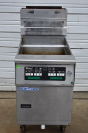 2015 PITCO SSH75 SOLTICE SUPREME NATURAL GAS 75 lb. FLOOR FRYER