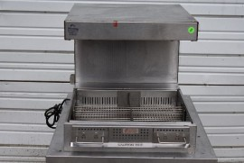 MARSHALL RR5-22-ACCB HEATED COUNTERTOP FRIED FOOD DUMP STATION