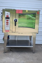 CLEVELAND CONVOTHERM OGS-6.20 COMBI OVEN-STEAMER NATURAL GAS