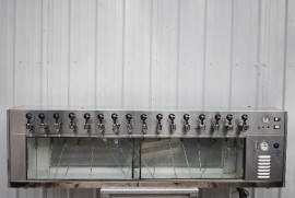 CRUVIENT LE GRAND REFRIGERATED WINE DISPENSING SYSTEM
