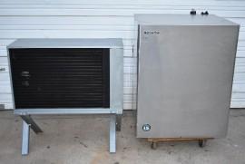 2017 HOSHIZAKI KM-901MRH 904 lb ICE MACHINE with REMOTE CONDENSER