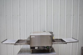 LINCOLN IMPINGER 2502 ELECTRIC PIZZA CONVEYOR OVEN