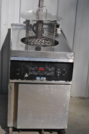 GILES GEF 400 LOW PRESSURE FRYER