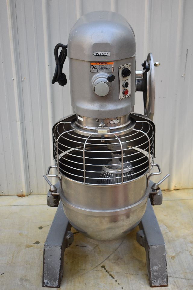 hobart h600t 60qt dough mixer giro group food service